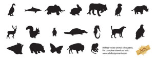 88_animal_silhouettes